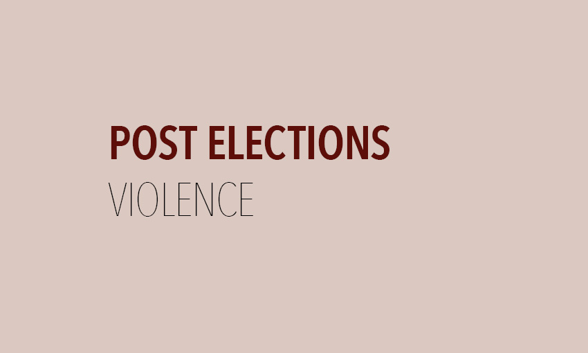 Post-Election Violence
